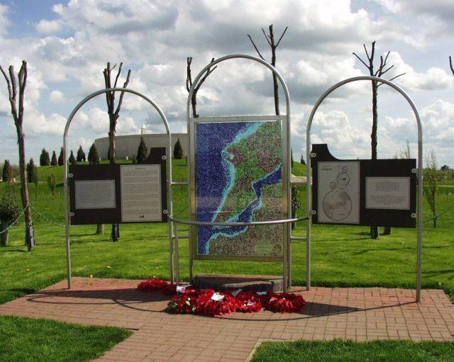 (BS) Gallipoli Memorial - general