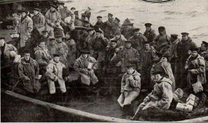 Survivors of HMS Natal