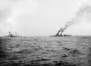 Jutland ships